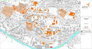 Netz Wärmeverbund Langnau