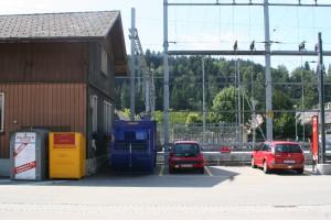 Mobility in Langnau i.E.