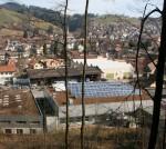 Photovoltaikanlage der Vögeli AG